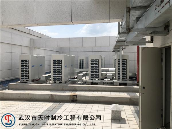 武漢中央空調都有幾匹的